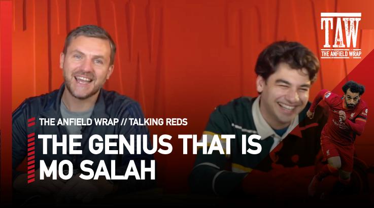 Liverpool's Genius Mo Salah | Talking Reds