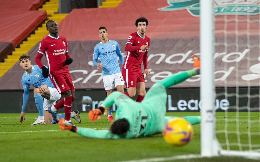 Liverpool v Manchester City: The Big Match Preview
