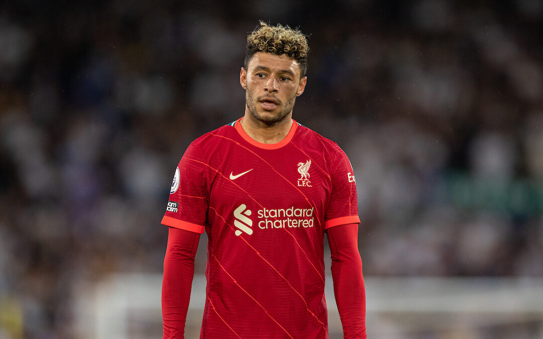 Alex Oxlade-Chamberlain's Liverpool Career Is At A Familiar Crossroads