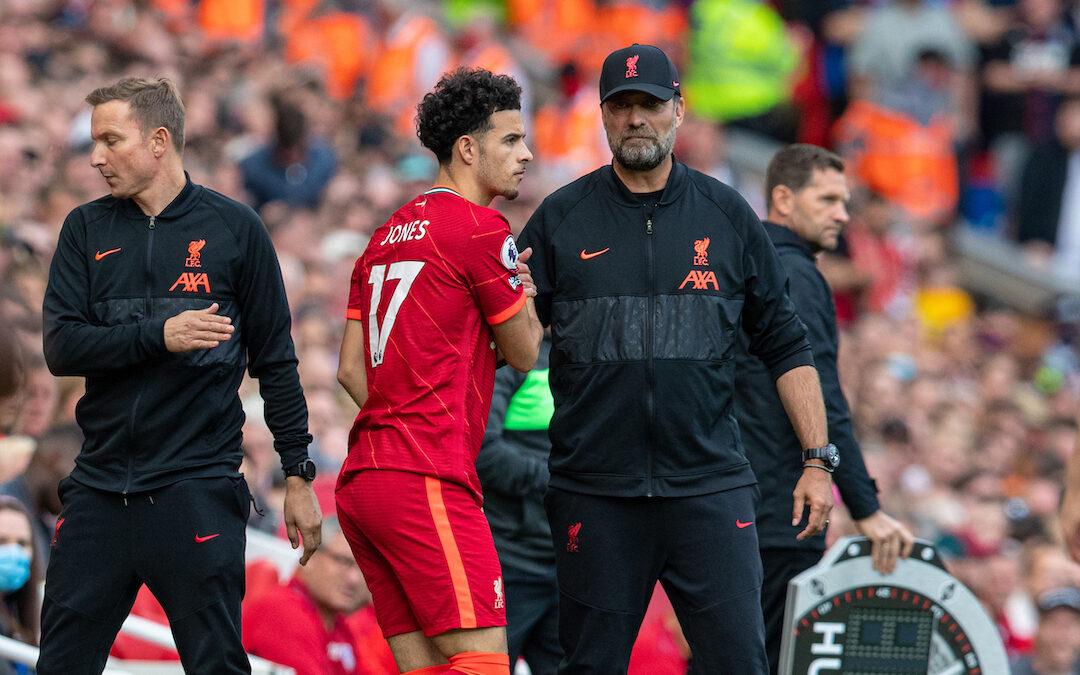 Watford v Liverpool: Team Talk