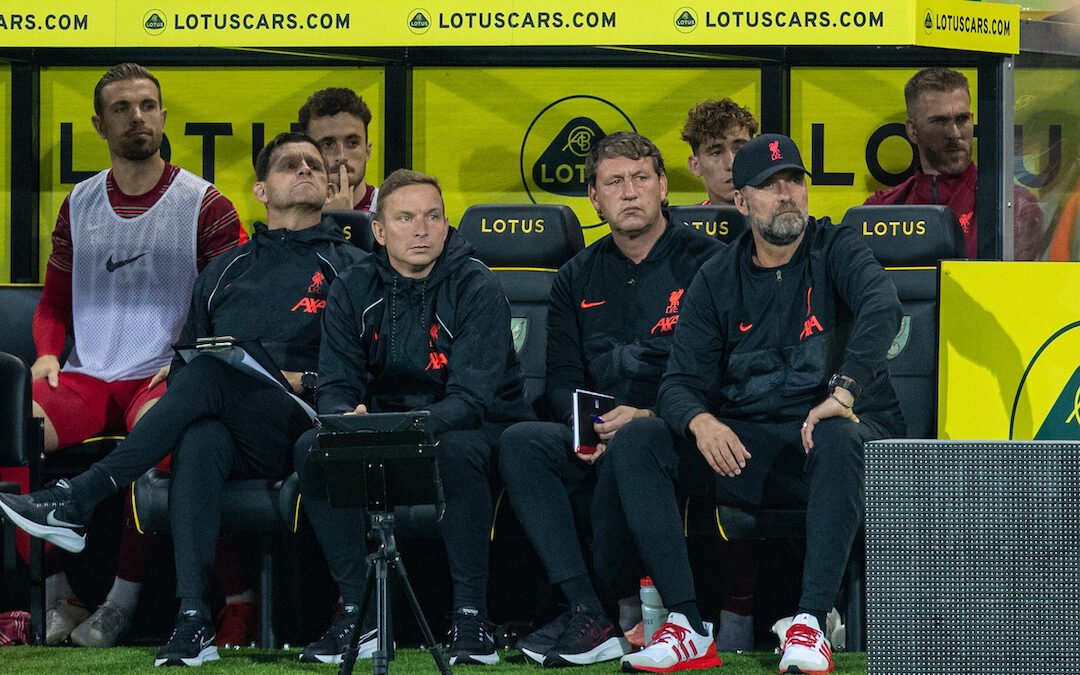 Liverpool FC's Ability To Perform Under Pressure