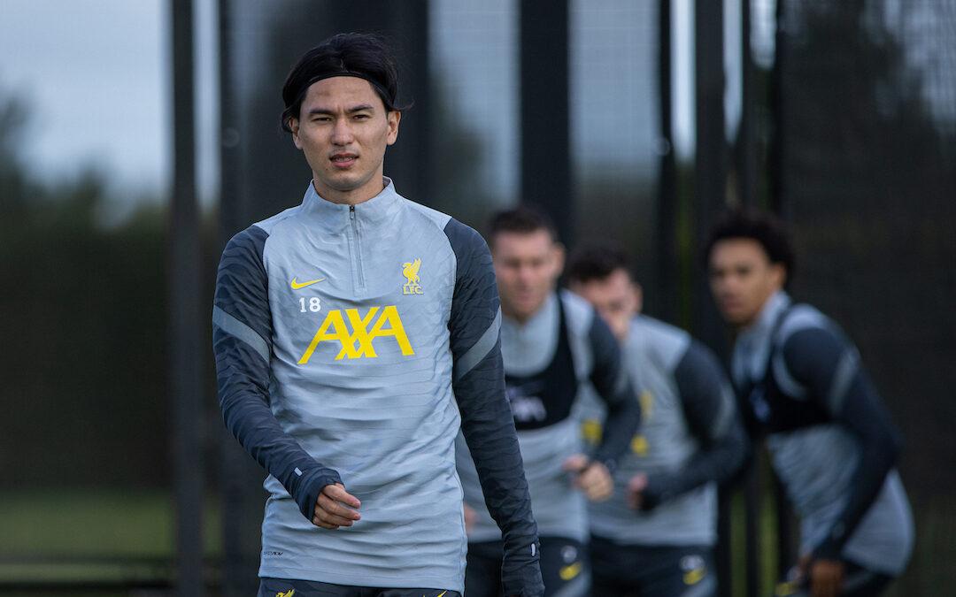 Takumi Minamino's Struggle For Minutes At Liverpool