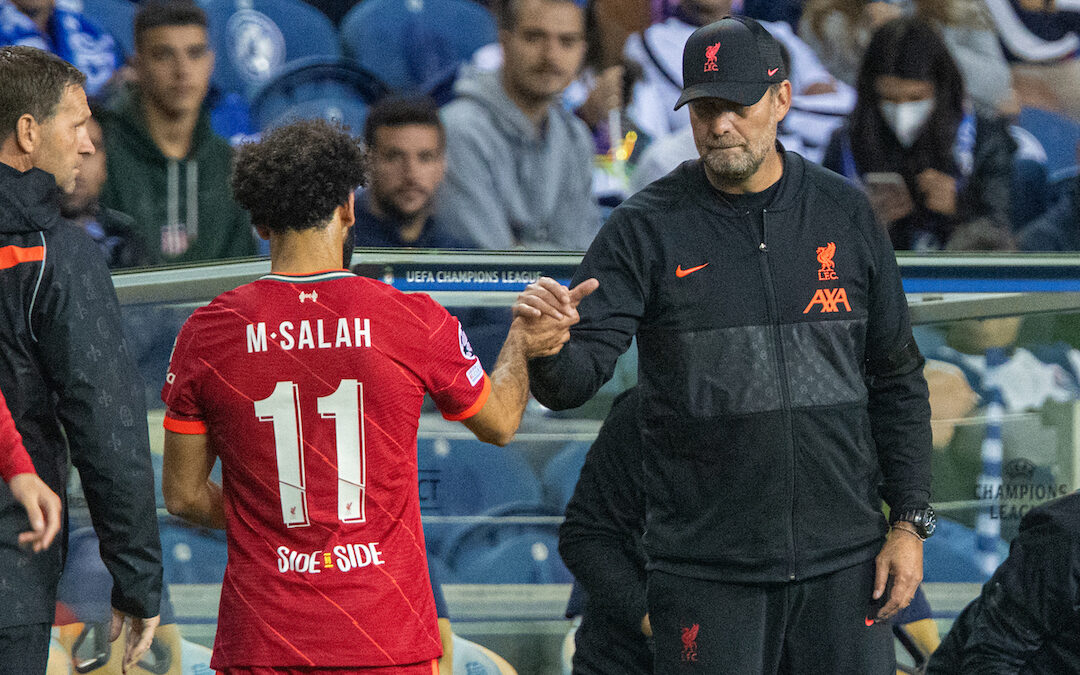Salah, Mane, Firmino And Liverpool's Succession Planning