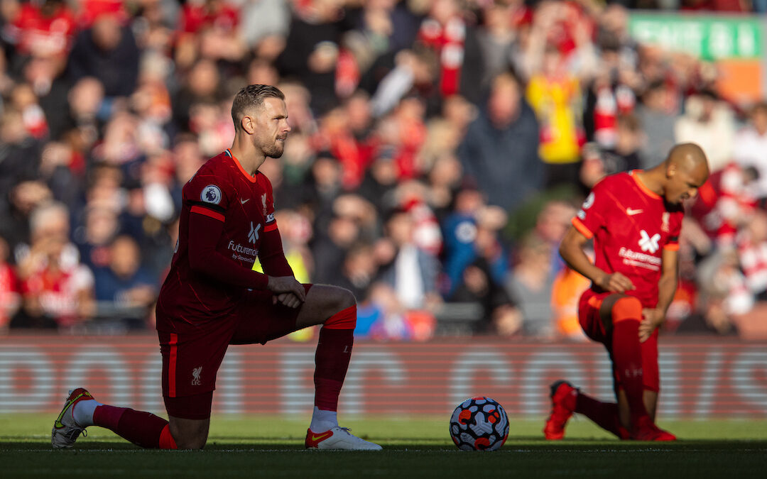 How Liverpool's Players Help Us Block Out Football's Problems