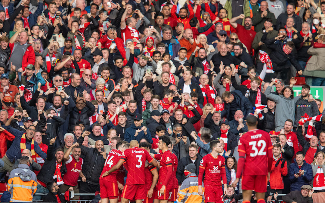 How Liverpool Can Push On Before The Festive Period