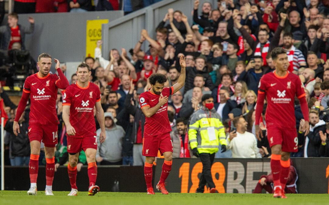 Mo Salah: The Man Behind Liverpool's Trailblazing Talisman