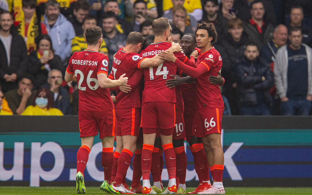 Watford 0 Liverpool 5: The Anfield Wrap