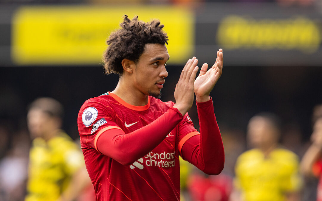How Trent Alexander-Arnold Continues To Inspire For Club And Community