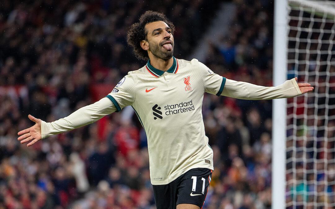 Mo Salah, Manchester United & Tottenham Hotspur: Three Strikes