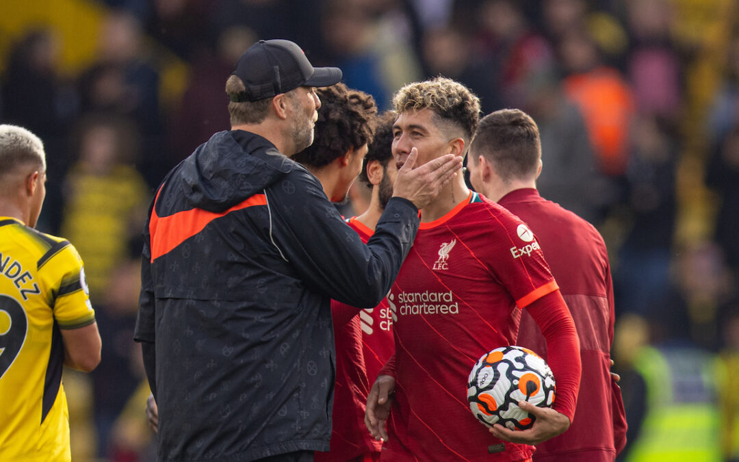 Watford 0 Liverpool 5: The Review