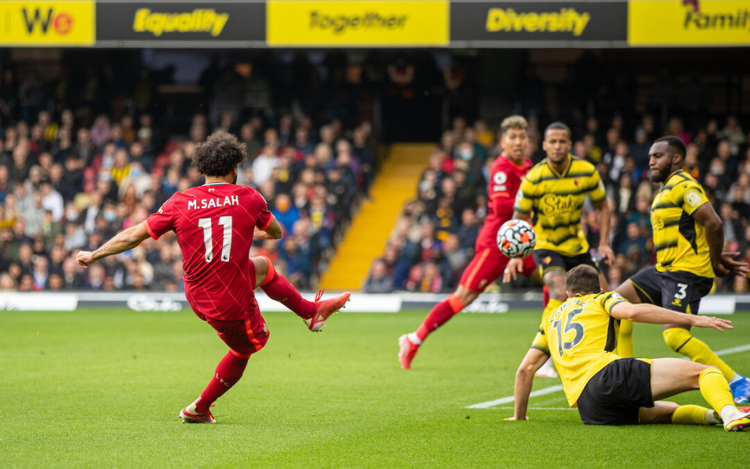 Watford 0 Liverpool 5: Match Review