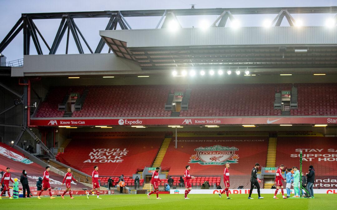 Liverpool v Manchester City: Sunday Best