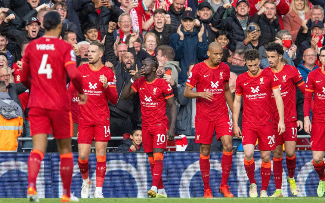 Liverpool 2 Manchester City 2: Post-Match Show