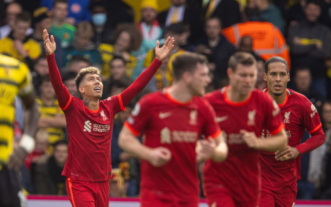 Watford 0 Liverpool 5: Post-Match Show