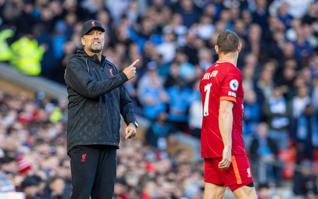 Liverpool 2 Manchester City 2: The Review