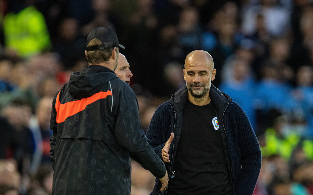 Liverpool 2 Manchester City 2: Match Review