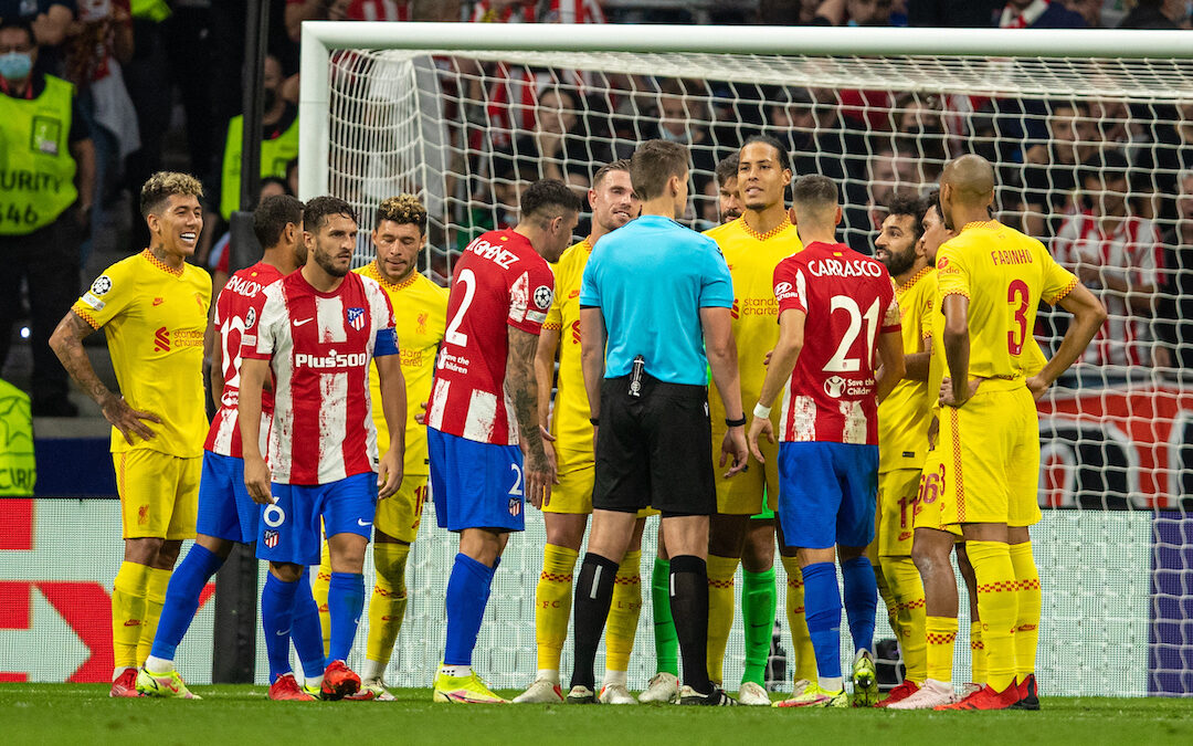 Atletico Madrid 2 Liverpool 3: Match Review