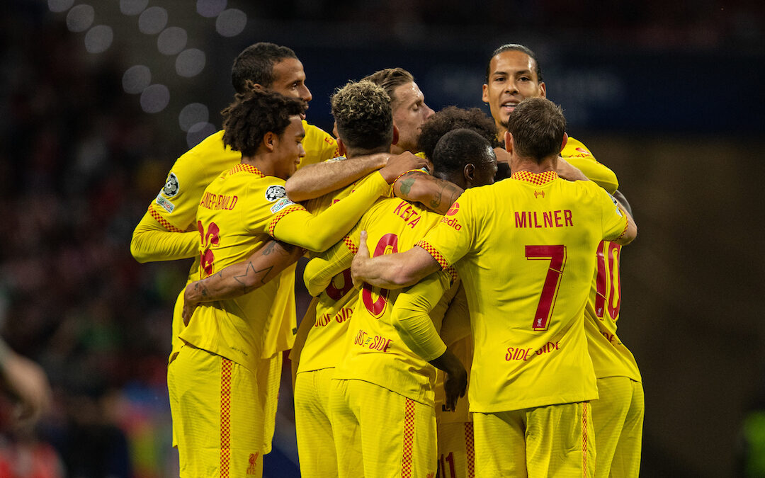 Atletico Madrid 2 Liverpool 3: Post-Match Show