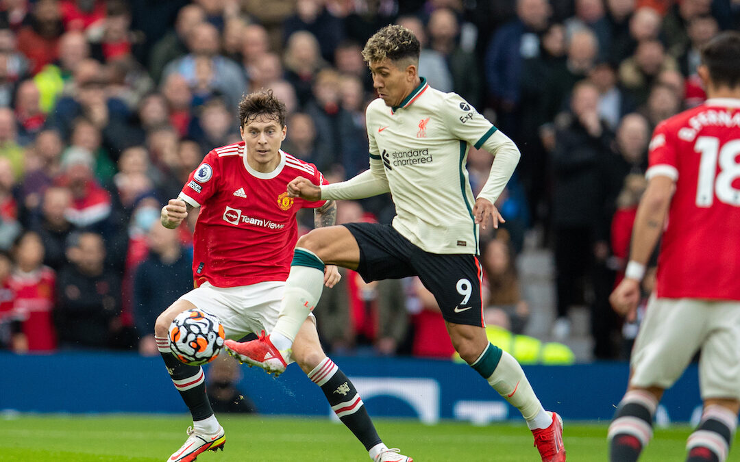 Manchester United 0 Liverpool 5: Match Ratings
