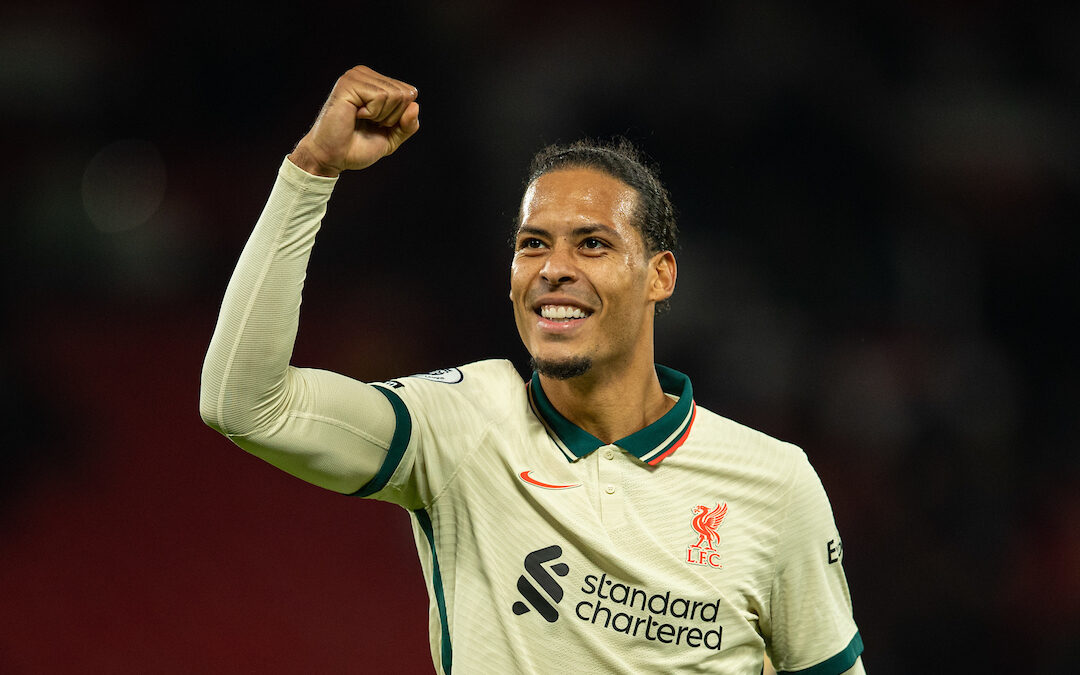 Manchester United 0 Liverpool 5: The Anfield Wrap