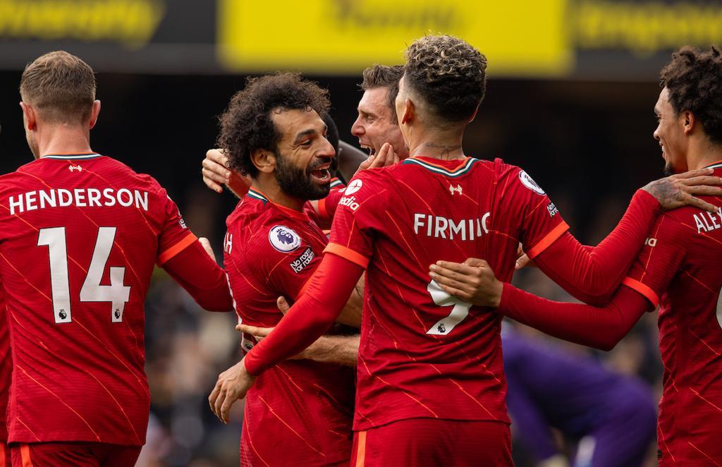 Watford 0 Liverpool 5: Sunday Best