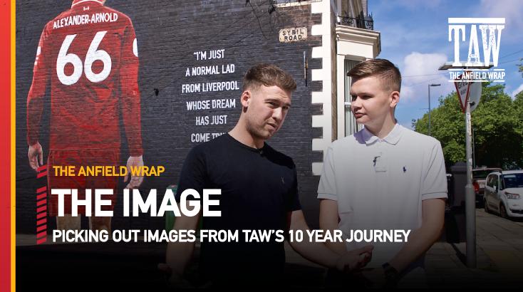 10 Years Of TAW: Craig Hannan   The Image