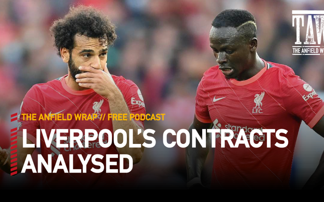Liverpool FC's Contracts Analysed | The Anfield Wrap