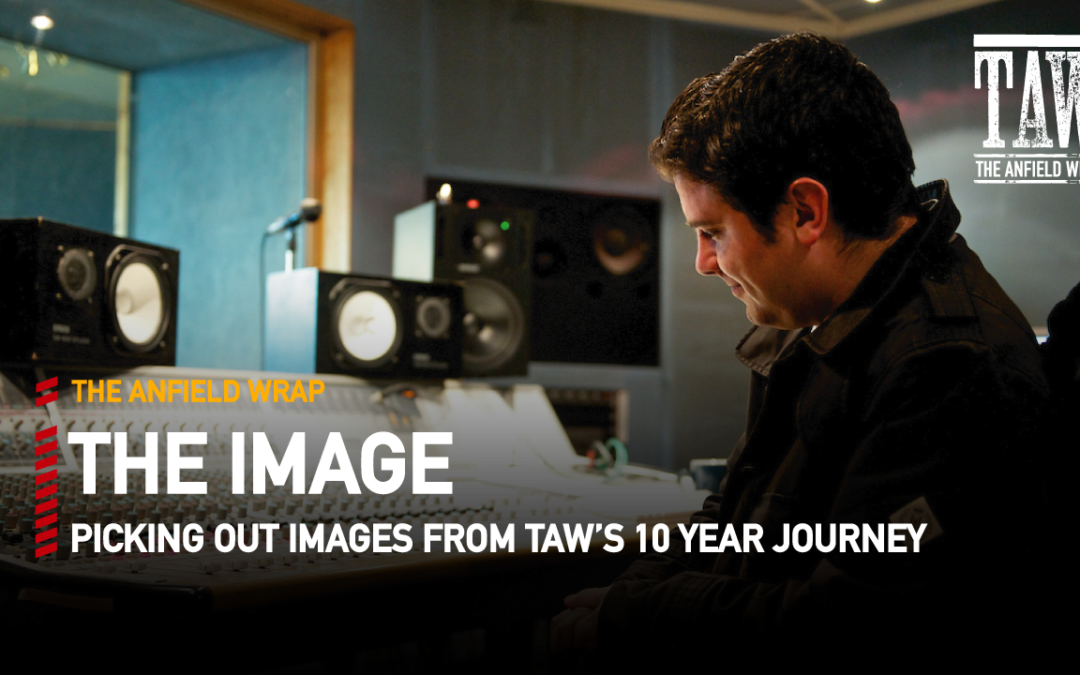 10 Years Of TAW: Andy Heaton   The Image