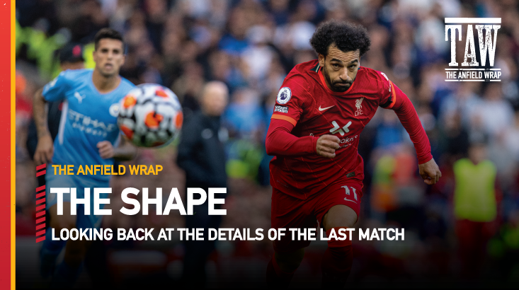 Liverpool 2 Manchester City 2 | The Shape